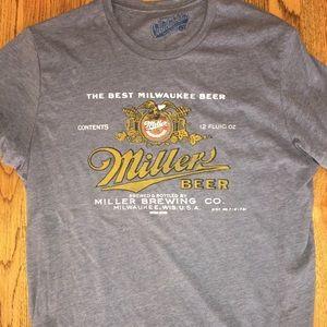 Miller Beer T Shirt